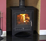 Standard Bohemia wood burning stove