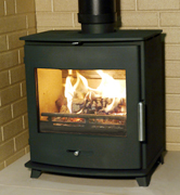 Bohemia X40 Inset wood burning stove